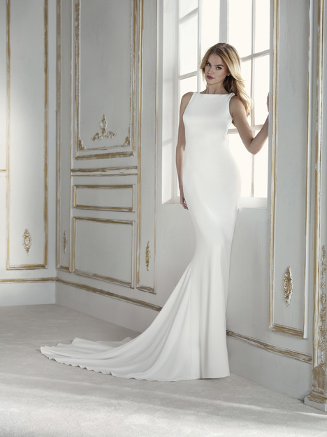 Palermo Wedding                                          dress by La Sposa