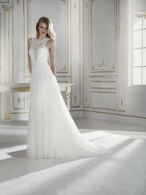 Palesa Wedding                                          dress by La Sposa