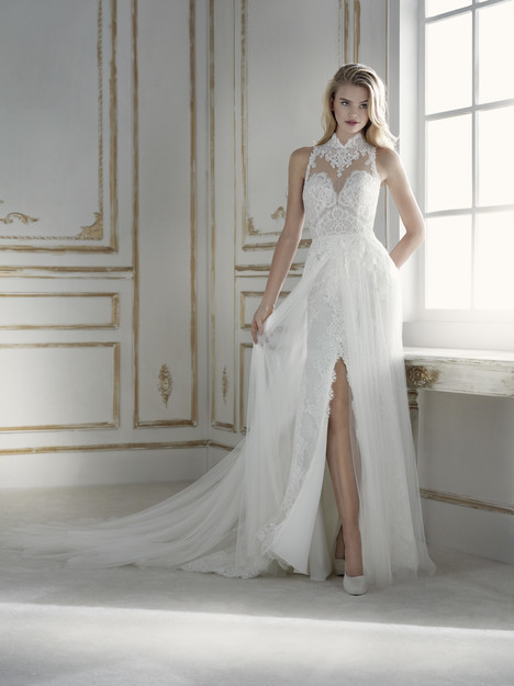 Palma Wedding                                          dress by La Sposa