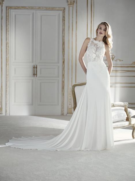Palmera Wedding                                          dress by La Sposa