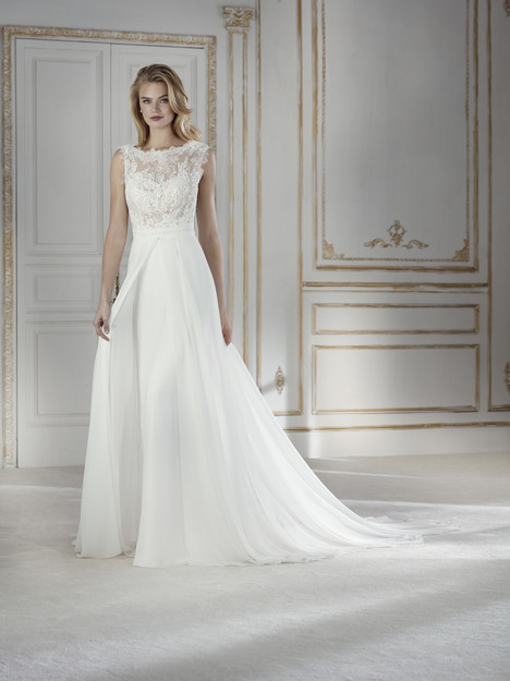 Paloma Wedding                                          dress by La Sposa