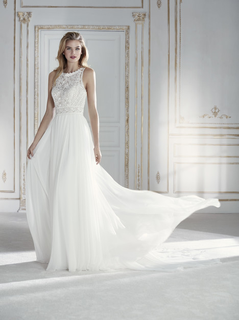 Pamela Wedding                                          dress by La Sposa