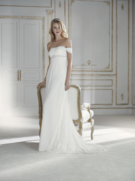 Panama Wedding                                          dress by La Sposa
