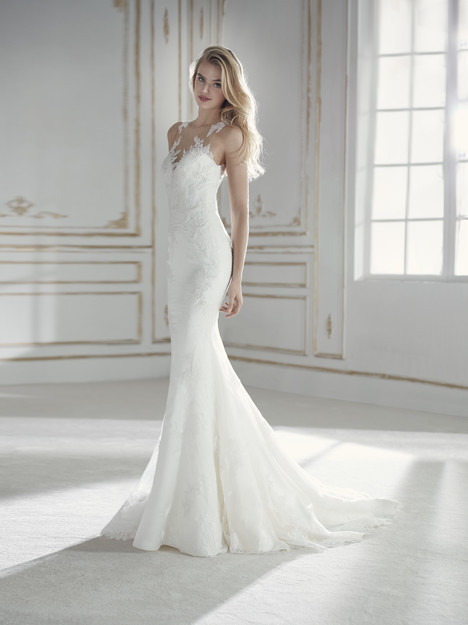 Panda gown from the 2018 La Sposa collection, as seen on dressfinder.ca