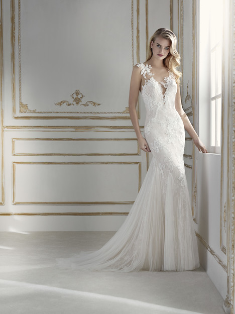 Paola Wedding                                          dress by La Sposa