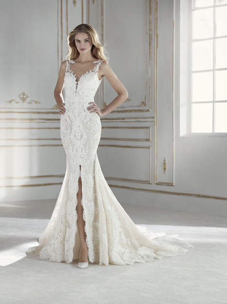 Paris Wedding                                          dress by La Sposa