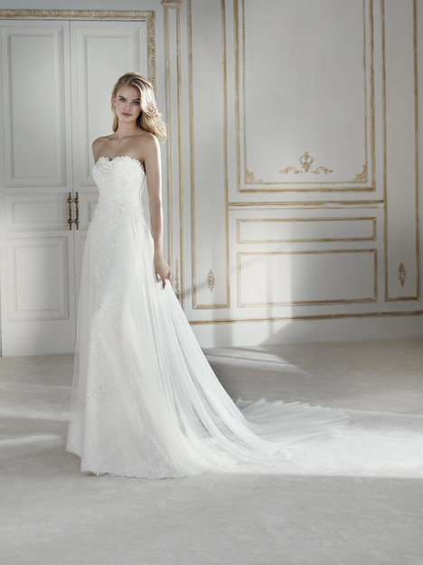 Parker Wedding                                          dress by La Sposa