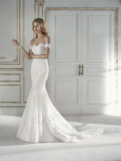 Parma Wedding                                          dress by La Sposa