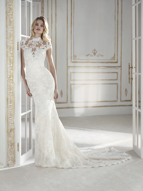 Parmena Wedding                                          dress by La Sposa