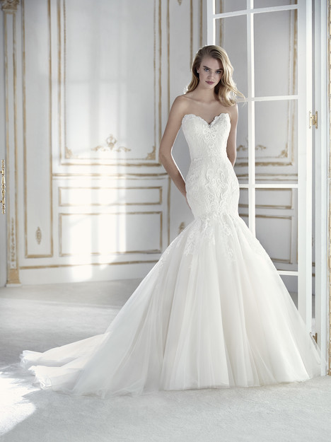 Paulet gown from the 2018 La Sposa collection, as seen on dressfinder.ca