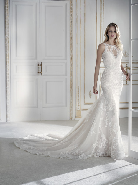 Paulina gown from the 2018 La Sposa collection, as seen on dressfinder.ca