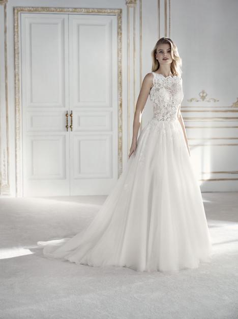 Paz Wedding                                          dress by La Sposa