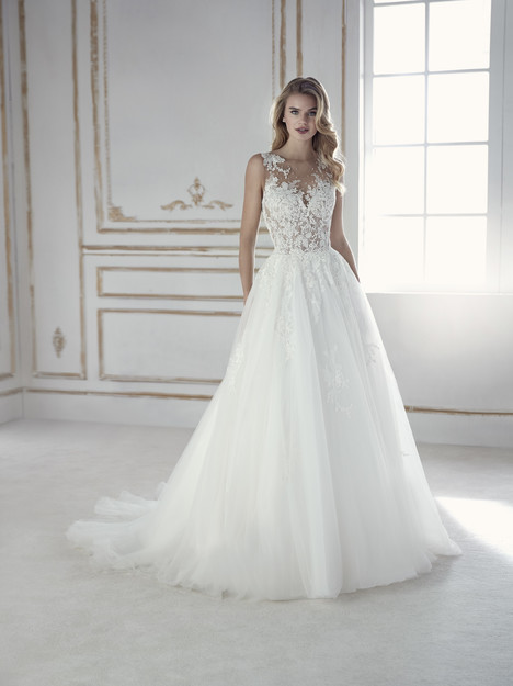 Perla Wedding dress by La Sposa