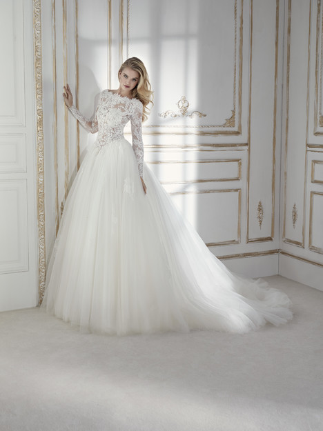 Perseus Wedding dress by La Sposa