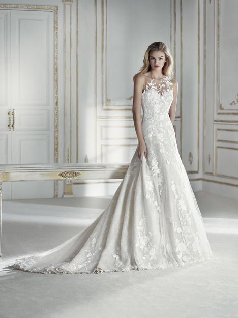 Petula Wedding                                          dress by La Sposa
