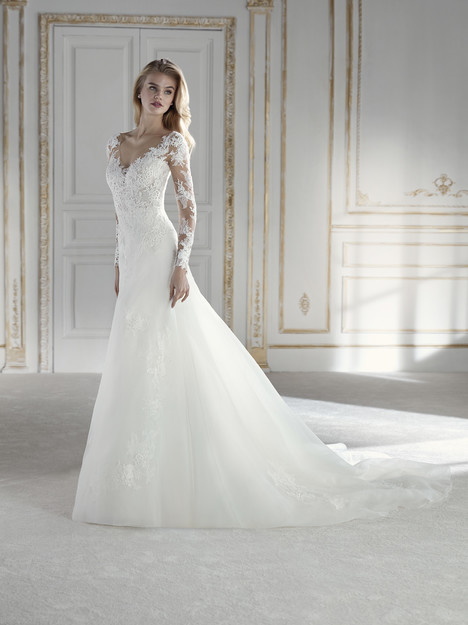 Pina Wedding                                          dress by La Sposa