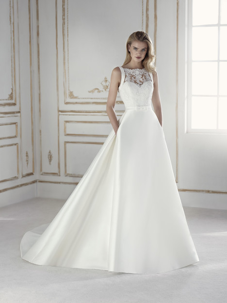 Pompea Wedding                                          dress by La Sposa