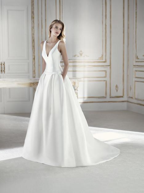 Prado Wedding                                          dress by La Sposa