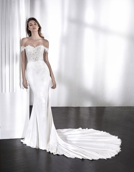 Laelia Wedding                                          dress by St. Patrick