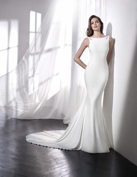 Latika Wedding                                          dress by St. Patrick