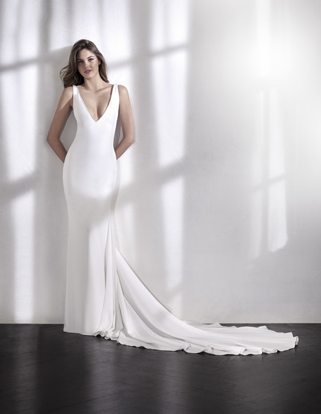 Lavern Wedding                                          dress by St. Patrick