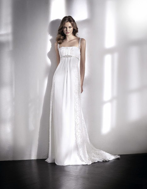 Lavina Wedding                                          dress by St. Patrick