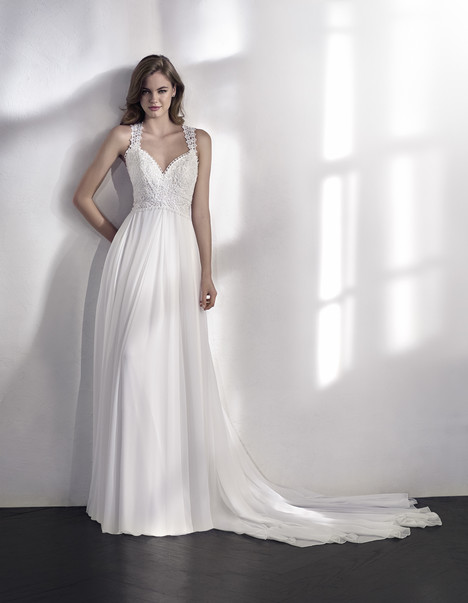 Leana Wedding                                          dress by St. Patrick