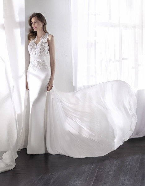 Leandra Wedding                                          dress by St. Patrick