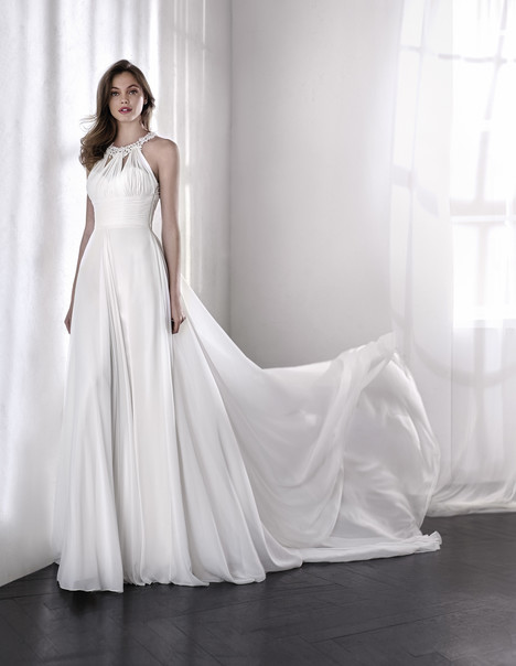 Leias Wedding                                          dress by St. Patrick