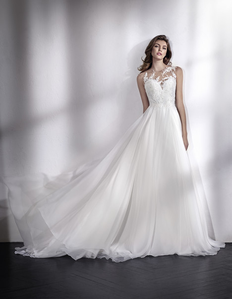 Leizal Wedding                                          dress by St. Patrick