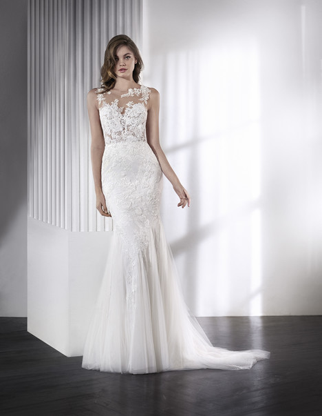 Leone Wedding                                          dress by St. Patrick