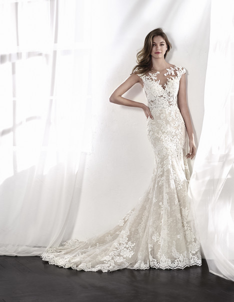 Leticia Wedding                                          dress by St. Patrick