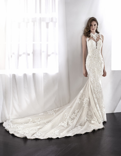 Letonia gown from the 2018 St. Patrick collection, as seen on dressfinder.ca