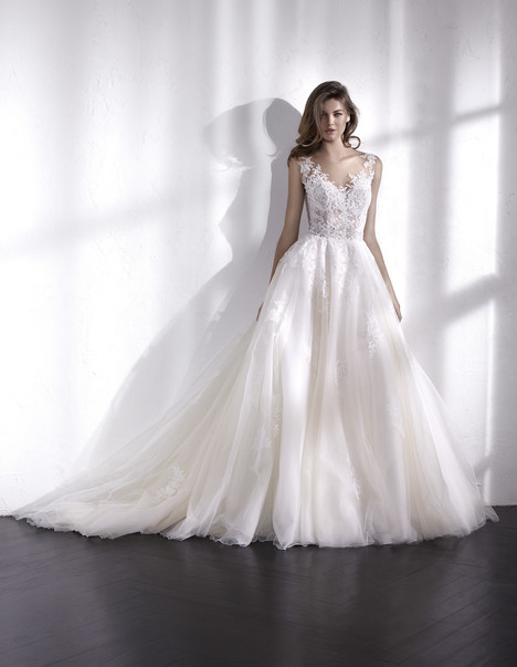 Libano Wedding                                          dress by St. Patrick
