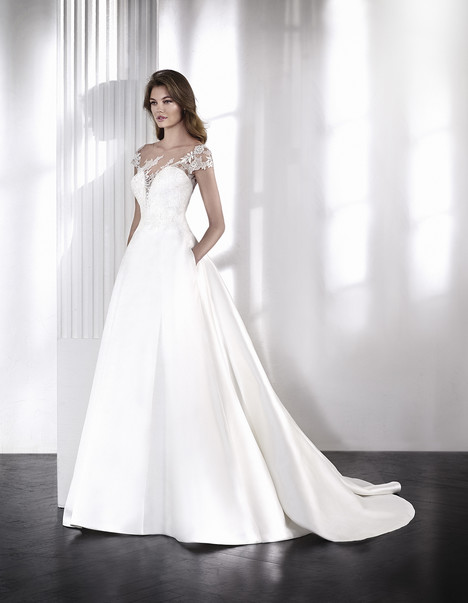 Linete Wedding                                          dress by St. Patrick