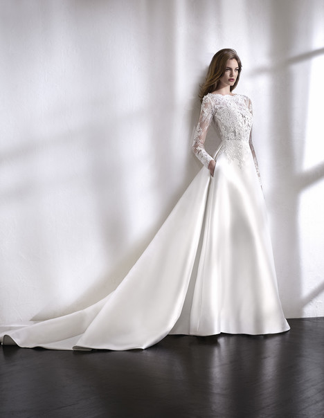 Lionela Wedding                                          dress by St. Patrick