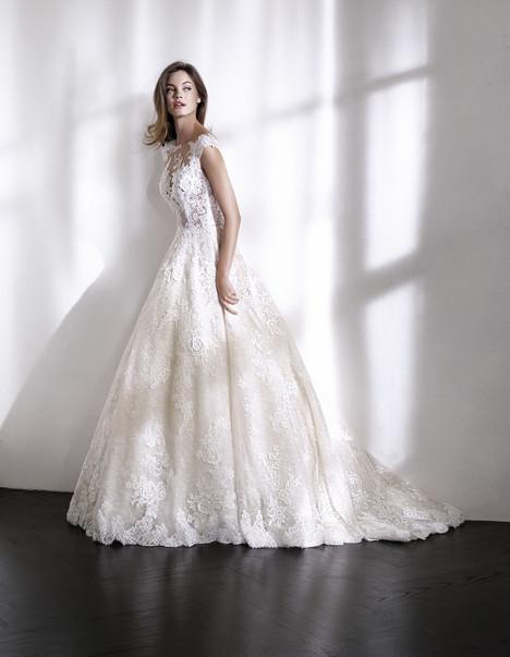 Loida Wedding                                          dress by St. Patrick