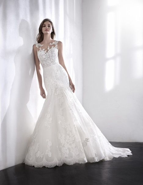 Loris gown from the 2018 St. Patrick collection, as seen on dressfinder.ca