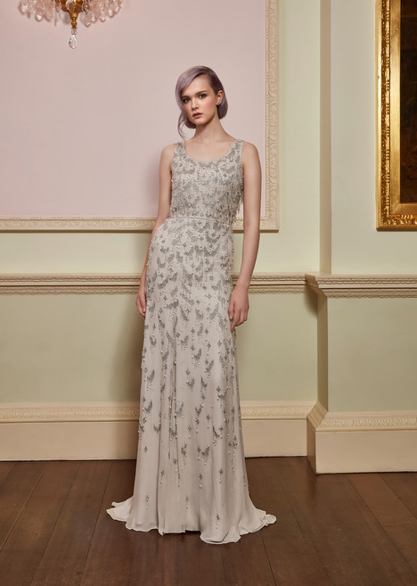 Treasure (barley) (JPB676) Wedding                                          dress by Jenny Packham
