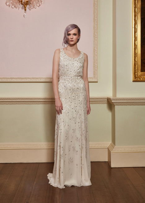 Treasure (Ivory) (JPB676) Wedding                                          dress by Jenny Packham