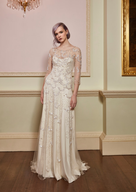 Freedom (ivory) (JPB683) Wedding                                          dress by Jenny Packham