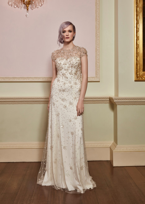 Hope (barley) (JPB687) Wedding                                          dress by Jenny Packham