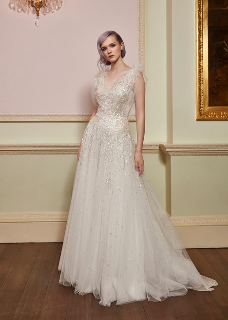 Cosmic (JPB693) Wedding                                          dress by Jenny Packham