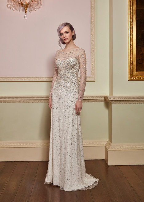 Rapture (ivory) (JPB699) Wedding                                          dress by Jenny Packham