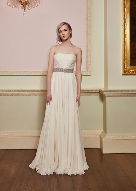 Chance (JPB710) & BB107 (belt) Wedding                                          dress by Jenny Packham