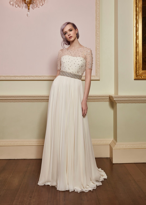 Chance (JPB71) & Bella (JPB707) Wedding                                          dress by Jenny Packham