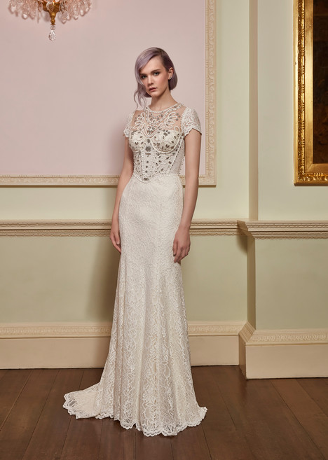 Delicia (JPB716) & Valentine (JPB685 Wedding                                          dress by Jenny Packham
