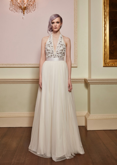 Verity (JPB719) & Romance (JPB706) Wedding                                          dress by Jenny Packham