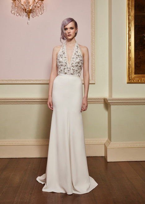 Verity (JPB719) & Christy (JPB711) Wedding                                          dress by Jenny Packham