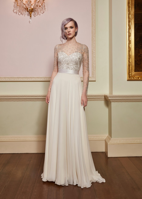 Fortune (JPB721) & Bloom (JPB698) Wedding                                          dress by Jenny Packham